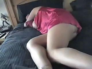 Mature Sleeping Wife