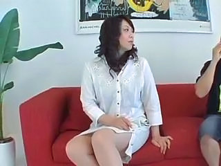 Asian Japanese Mature Nurse Uniform