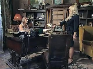 Anal Blonde European French MILF