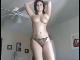 Amateur Dancing Homemade MILF