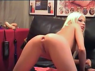 Ass Blonde Solo Teen Toy Webcam