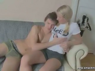 Blonde Girlfriend Teen