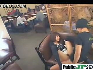 Asian Public Stockings Teen