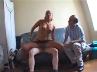 Amateur Cuckold Daddy Daughter Old and Young Riding