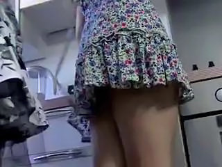 Kitchen Mature Skirt