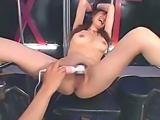 Asian MILF Orgasm Toy