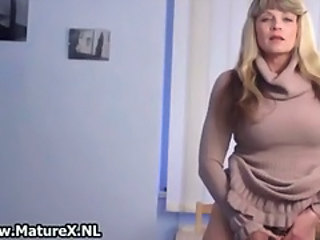 Amateur Blonde Mature Older