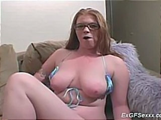 Amateur Glasses Italian MILF