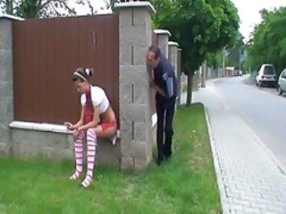 Jennifer Max - Czech Girl Gets Two