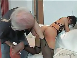 Amazing Asian Ass Old and Young