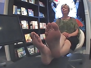 Feet Fetish MILF