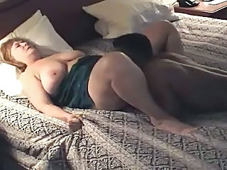 Amateur BBW Creampie Homemade Licking Mature SaggyTits Wife