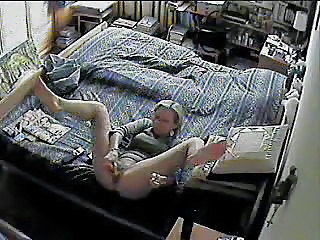 Masturbating Voyeur Wife
