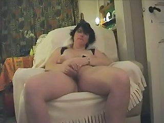 Amateur Homemade Masturbating Mature Solo