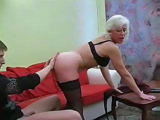 Amateur Ass Blonde Homemade Mature Mom Old and Young Stockings