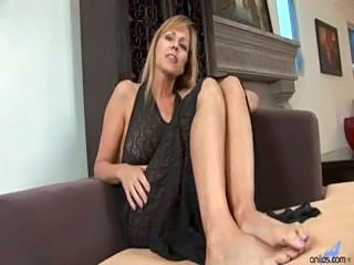 Cougar milf nicole moore sucks and gets fucked