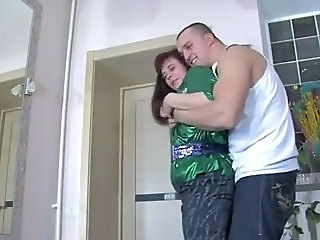 BBW Mature Mom Old and Young Russian