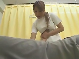 Asian Japanese Nurse Teen Uniform
