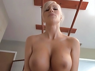Big Tits Massage MILF Pov