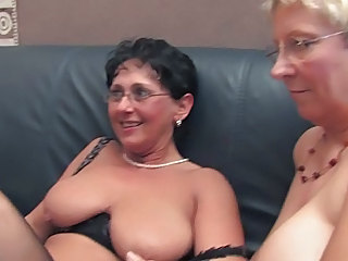Amateur Glasses Mature