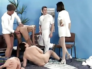 Doctor Groupsex Orgy