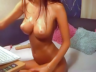 Amazing Natural Solo Teen Webcam