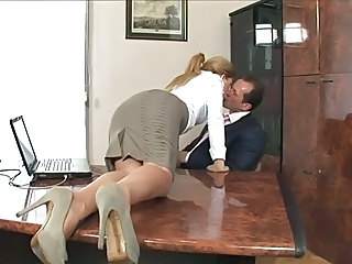 Ass Babe Office Pornstar Secretary