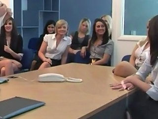 CFNM MILF Office Party Secretary