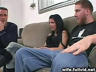 MILF Threesome Wife