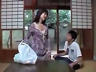 Asian MILF Mom Old and Young
