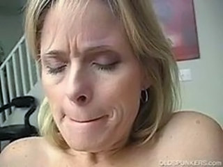 Mature amateur has an crossroads