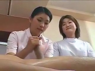 Asian CFNM Handjob Japanese Young