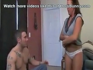 Son call mommy a whore - HornBunny.com