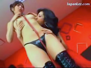 Asian Bdsm Latex Panty