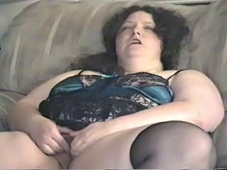 Amateur BBW Masturbating MILF Young