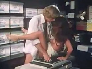 Doggystyle MILF Office Vintage