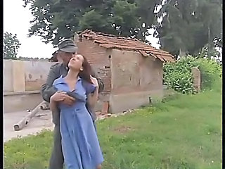 Italian MILF Outdoor Uniform