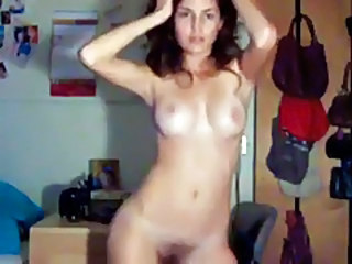 Brunette Skinny Teen Webcam