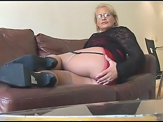 Amateur Ass Erotic Glasses Granny