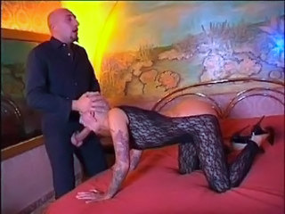 Blowjob Mature Pantyhose Tattoo