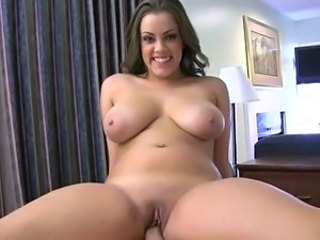 Chubby MILF Pov Riding