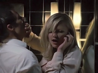 Kirsten Dunst fucked in toilet