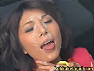 Asian Bukkake Teen