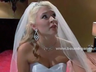 Bride Forced MILF