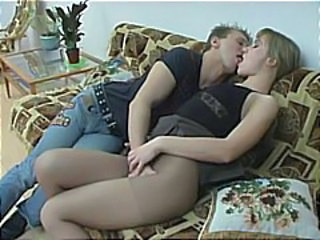Amateur Kissing Pantyhose Teen