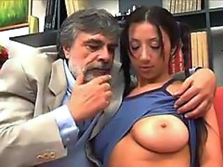 Daddy Latina Natural Old and Young