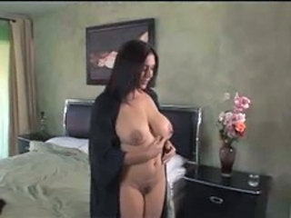 Big Tits MILF Natural Wife