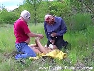 Blowjob Fetish Forced Hardcore Old and Young Outdoor Teen Threesome
