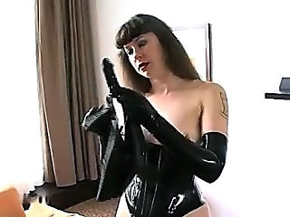 Bdsm Corset Fetish Latex