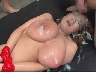 Huge Breasted Cum Dumpster 2